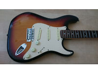 Fender Squier Strat - Solid Body