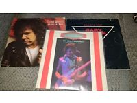 GARY MOORE-3 X ALBUMS FOR £10- WE WANT MOORE+VICTIMS OF THE FUTURE+AFTER THE WAR