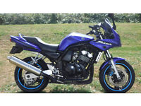 Yamaha Fazer 600 2003 Comes with warranty. Nationwide delivery from just £50