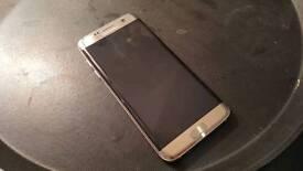 Like New Samsung galaxy s7 edge 32gb unlocked