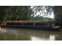 Stunning 70ft Live Aboard Narrowboat