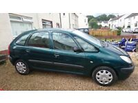 2001 Citroen Picasso For Sale