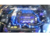 Brealing 450 bhp mitsubishi gto twin turbo