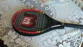 2x tennis racquet