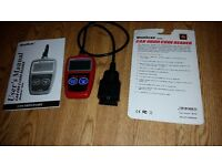 Obd11 code reader x2 available