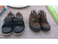 Boys Clarks shoes/boots