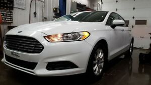 2015 Ford Fusion S 2,5 l BLUETOOTH -CAMÉRA- MAGS