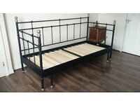 IKEA Pull Out Metal Sofa Bed