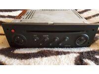 Renault Tuner List Radio CD Stereo - Laguna/ Clio/Megane/Trafic