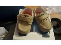 Baby Ralph Lauren shoes