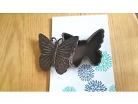 Butterfly box cast iron new