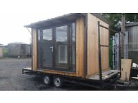 Garden Office, Cabin, Room Home, Summer House, Wooden Studio, Outdoor Shed Insulated For Sale Offers