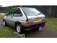 ONCE IN A LIFE TIME OPPORTUNITY THIS CAR IS UNREPEATABLE,1988 FORD FIESTA XR2 ONLY 46000 MILES,,rs,