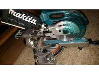 Makita 36c cordless brushless chop saw