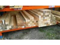3x3 Sawn Timber (75mm x 75mm)
