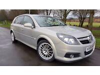 Vauxhall Signum 2.8 i Turbo V6 24v Design 5dr NAVAGATION & FULLY SERVICED