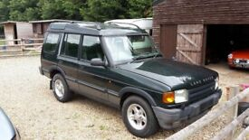 Land Rover Discovery 1 3.9 V8i XS