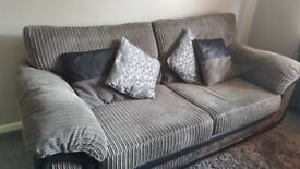 3 SEATER SOFA 1 year old