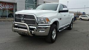 2012 Ram 2500 Laramie..diesel..navigation ..cuir