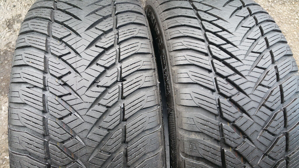 225 50 17 94H 2 x tyres Goodyear Eagle UltraGrip RUN FLAT