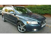 2012 VOLVO V50 1.6 D DRIVe LUXURY *£0 TAX* *1 OWNER* *LEATHER* SE ESTATE DIESEL