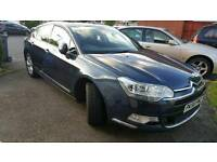 ***SOLD***SOLD***SOLD***58 plate Citroen c5 2.0 hdi vtr plus swap px