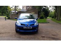 RENAULT CLIO DYNAMIQUE 1461cc DIESEL 08PLATE 2008 2P/OWNER 98000 MILES FULL SERVICE HISTORY A/C 5DR
