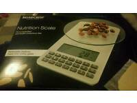 Nutrition scale