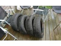 Autogrip M+S tyres 185 65 R15