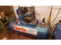 Compressor - Clarke SE16C/200