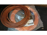 2 rolls of 10mm copper pipe
