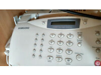 Samsung Fax SF-5100 Plain Paper Laser Facsimile Transceiver Copy Fax Machine Welcome make an offer