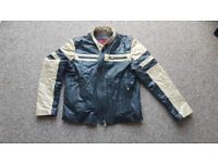 ZARA REAL LEATHER JACKET