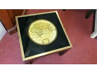 Coffee Table - Limited Edition World Map Quality Coffee Table