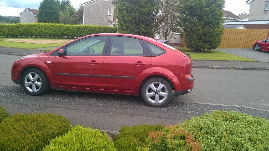 Bargain buy Ford Focus AUTOMATIC. Way under Autotrader valuation for ...