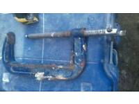Large g clamp
