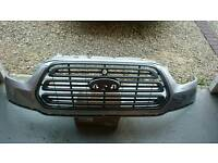 Ford transit mk8 front grill