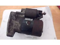 Starter motor for Citroen Saxo/Peugeot 106 - taken from Saxo VTR