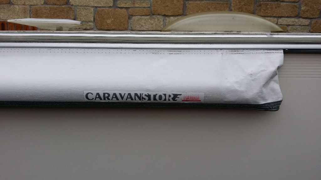Fiamma Caravanstore 280 roll out awning/canopy | in ...