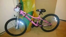 """junior mountain bike 24"""" - apollo"""