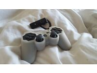 Playstation Ps3 slim and game and earpiece