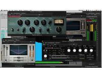 VARIOUS MUSIC PLUG-INS for MAC- PC