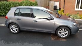 Golf - Grey TDI for Sale, Full service history and great car.