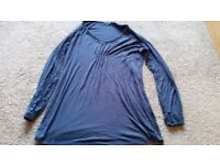 Womens Size 14 Maternity Top