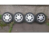 Ford alloys fiesta ka 14""