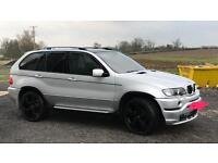 BMW X5 D TURBO SPORT real head turner