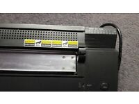 GBC 250T Therm-A-Bind and 50 sheets of binding covers plus 10 x A4 clipfiles