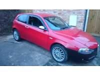 Alfa Romeo 147 jtd Sport Diesel 2008 long mot,low miles £950!!
