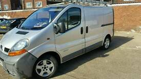 Renault traffic for sale ( needs new injectors )