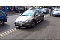 Honda Civic 2.2 i-cdti, SatNav, Bluetooth